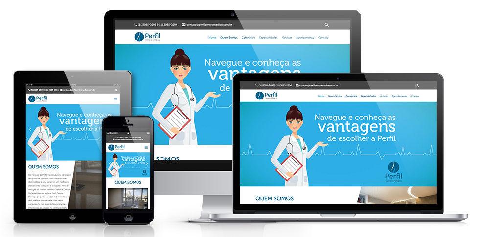 Showcase Perfil Centro Médico
